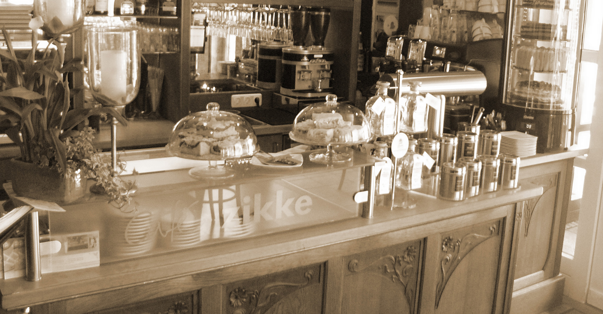 Cafe Zikke In Bad Doberan